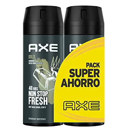 Axe Axe Dark Temptation Duplo Ahorro - Desodorante De 2 X 150 Ml 260 g