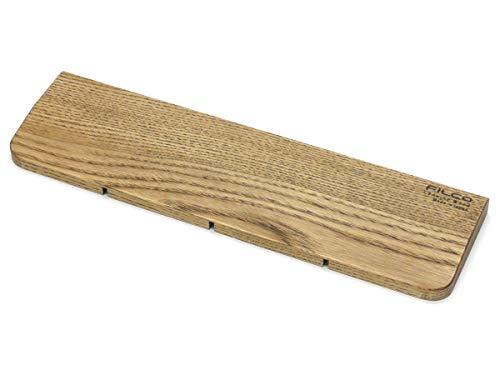 FILCO Genuine ウッドリストレスト Sサイズ〔幅300mm〕北海道産天然木使用 オスモカラー仕上げ 日本製 ブラ...