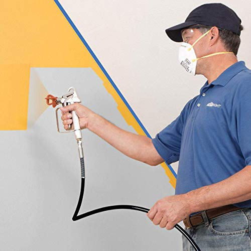 how to clean an airless paint sprayer