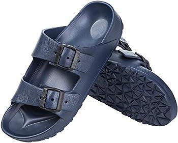 Men's Non-Slip Waterproof Sandals with EVA Sole (various sizes/colors)