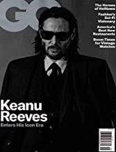 GQ Magazine (May, 2019) Keanu Reeves Cover
