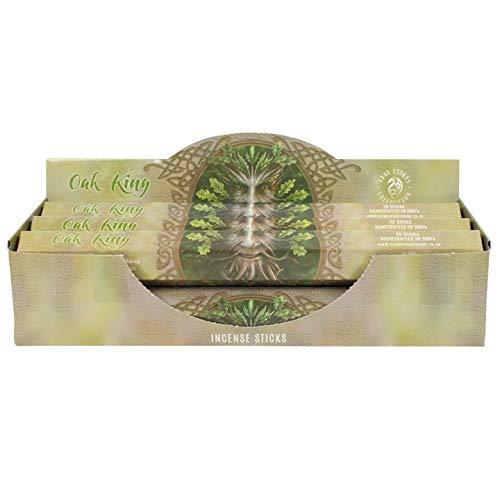 Oak King/White Sage Elements Incense Sticks by Anne Stokes 6 P
