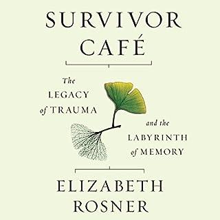 Survivor Cafe audiobook cover art