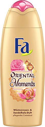 FA Schaumbad Oriental Moments mit Wüstenrosen- & Sandelholz-Duft, 1er Pack (1 x 500 ml)
