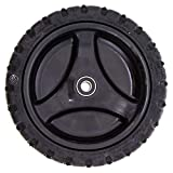 Exmark 126-7347 Wheel with Bearings Commercial Walk Behind Mower