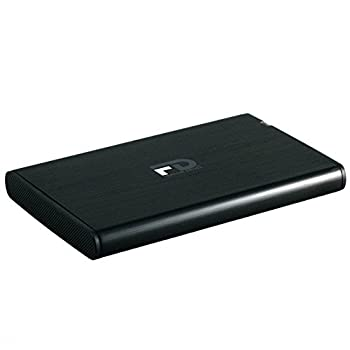 FD 2TB PS4 Portable SSHD  Seagate FireCuda Solid State Hybrid Drive  - USB 3.2 Gen 1-5Gbps - Aluminum - Black - Compatible with Playstation 4/PS4 Slim/ PS4 Pro  PS4-2TB-PSHD  by Fantom Drives