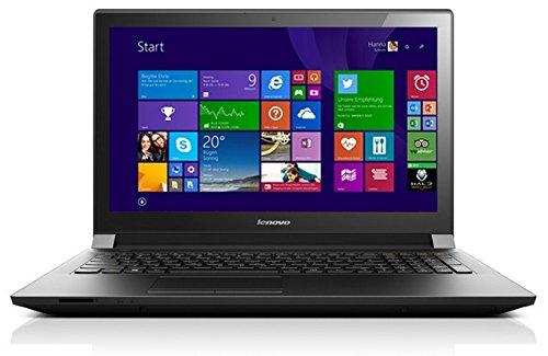 Lenovo B50-45 59441913 15.6-Inch Laptop (Black) AMD E1-6010, 4GB Memory, 320GB Hard Drive, Windows 7 Professional