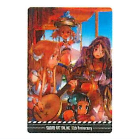 ソードアート・オンライン 10th Anniversary ウエハース [31.ビジュアルジョイントカード13](単品)※お菓子及びパッケージは付属しません