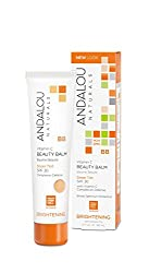 Andalou Naturals Advanced Fruit Stem Cell Science renews skin at the cellular level, blending nature and knowledge for visible results 1st Beauty Brand 100% Non-GMO Project verified. Verified Gluten-Free For Normal & Combination Skin Results: Brighte...