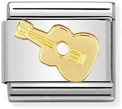 Charm Nomination in Acciaio e Oro – Composable – 030117/03