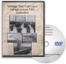 Vintage San Francisco Infrastructure Film Series - Golden Gate Bridge, Twin Peaks Tunnel, Bridging San Francisco Bay, Lincoln Highway Dedication, California State Highway 101 and More