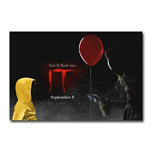 Aaubsk Puzzle 1000 Pezzi Poster di Film Horror Puzzle 1000 Pezzi clementoni Gioco di abilità per Tutta la Famiglia, colorato Gioco di posizionamento50x75cm(20x30inch)