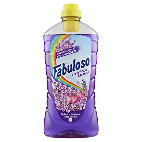 Fabuloso Detergente Freschezza Lavanda - 1 L