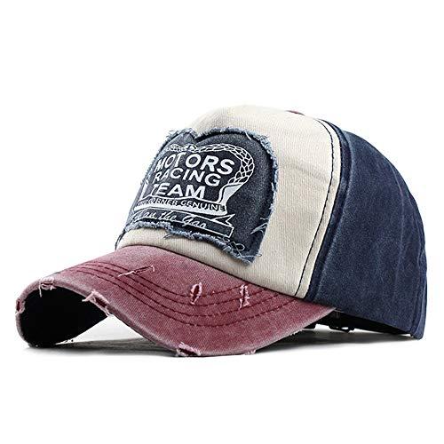 WYX Unisex Baseballmütze Hysteresen-Kappen Für Frauen Männer Hip Hop Cap Sport Mütze Lässige Freilauf Cap Baseball-Mütze,f