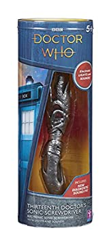Doctor Who 6794 Thirteenth Sonic Screwdriver Toy Multi-Colour