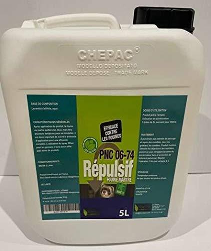Bio Natural Protect REPULSIF MARTRE, FOUINE pour Grenier 5L