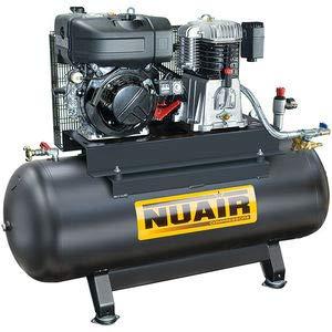 Nuair Kompressor Diesel 10 PS 500 Liter