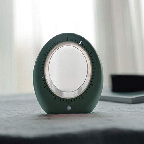 Alarma Reloj despertador Luz de carga Táctil Lámpara de despertador de cabecera para la alarma de dormitorio Amanecer Amanecer / Puesta de sol Simulación y Snooze Función 7 SoundSttime Memoria Función