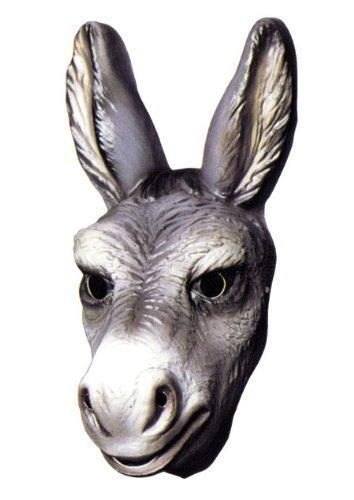 Cesar A505-001 - Máscara de burro para disfraz