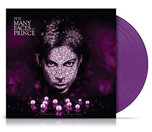 Many Faces Of Prince / Various [Disco de Vinil]