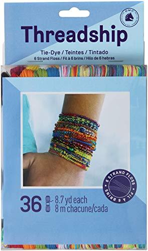 DMC Prism Thread Packs (Tie Dye)