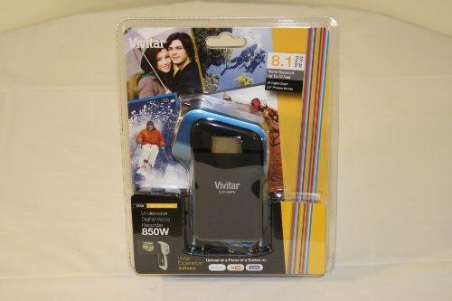 "Vivitar DVR850HD-BLUE-PR 2.4"" Underwater Digital Video Recorder (Blue)"