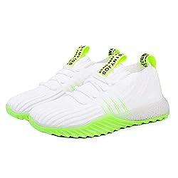 Frauen Laufen weiche Schuhe Turnschuhe Atmungsaktive Sportschuhe Air Mesh Schnürung Flache Sohle