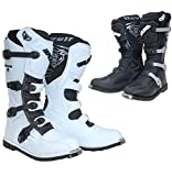 Wulfsport Track Star MX Adult Boots Motorbike Motocross Quad Sport Racing Boots