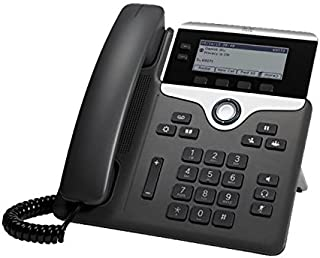 Cisco IP Phone CP-7821-K9 Charcoal