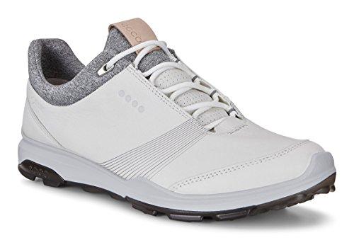 ECCO Damen Women Golf Biom Hybrid 3 Golfschuhe, Weiß (White/Black 51227), 38 EU