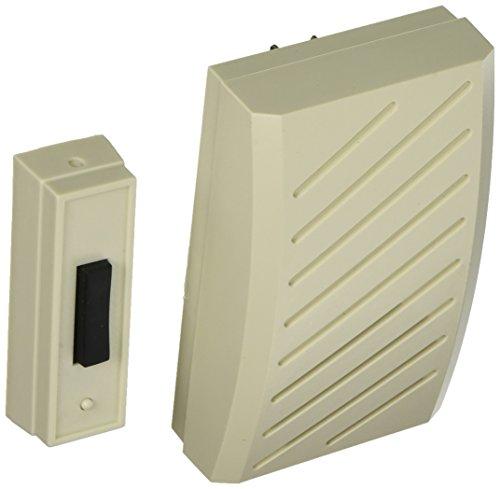 thomas betts wireless doorbells THOMAS & BETTS/CARLON RC3250 Plugin Door Chime, White