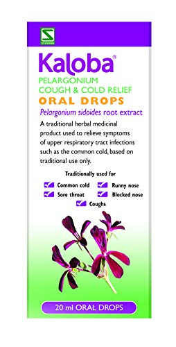 Kaloba Cough & Cold Oral Drops - 20ml