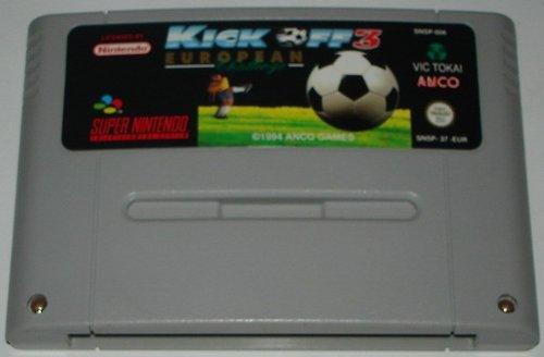 Kick Off 3 - European Challenge (SNES) lose