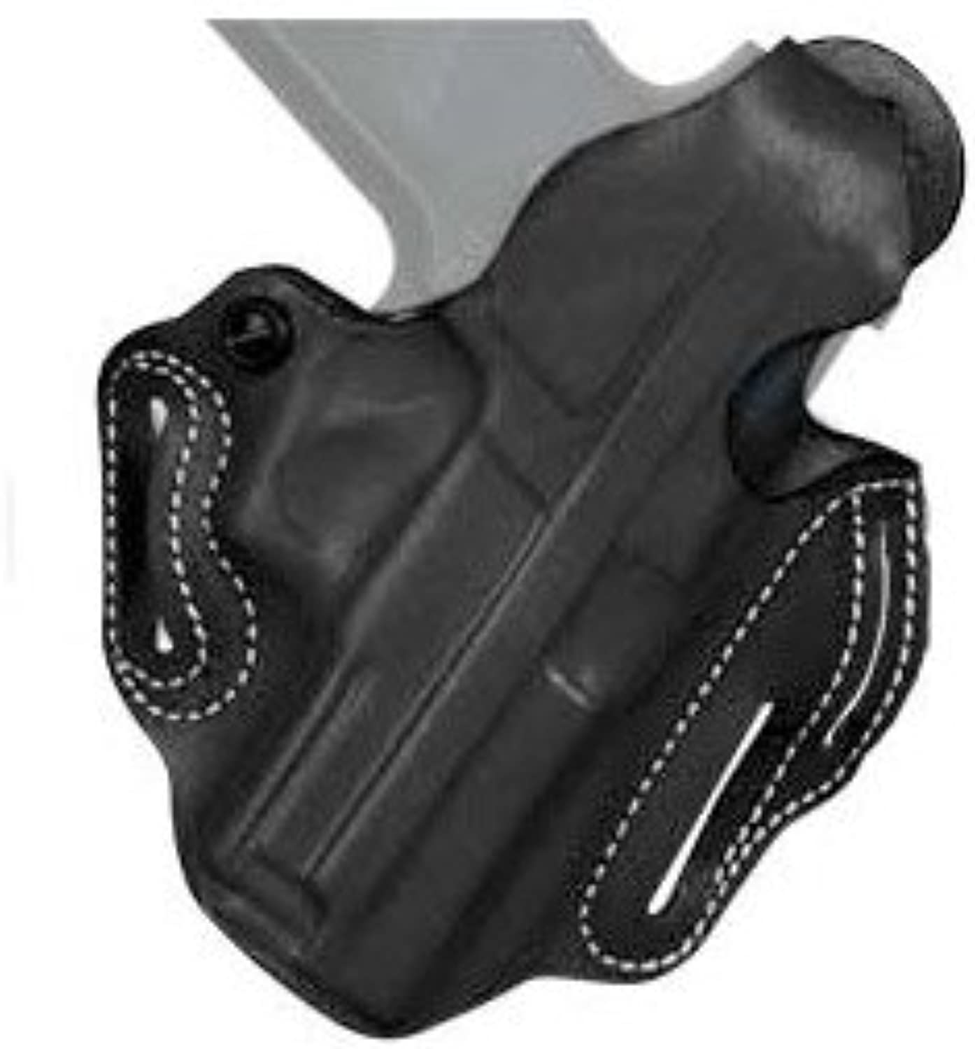 Desantis Speed Scabbard Holster for P10 12 Gun, Right Hand, Black