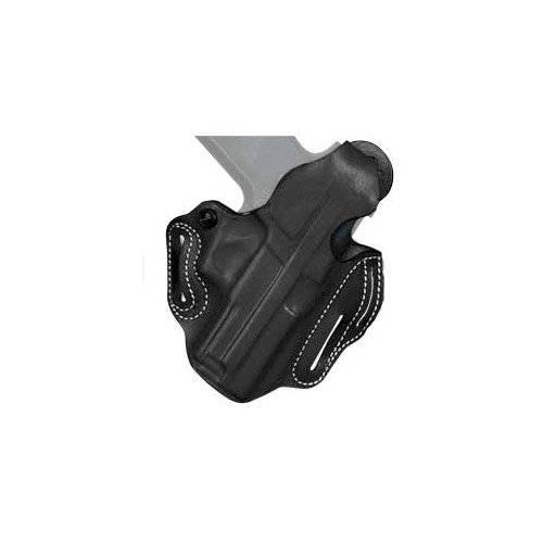 DeSantis Speed Scabbard Holster for SIG P229R Gun, Right Hand, Black, 002BAF4Z0