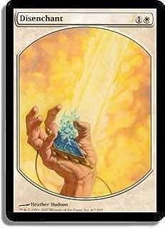 Magic: the Gathering - Disenchant - Textless Player Rewards - Player Rewards Promos