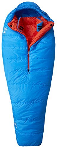 Mountain Hardwear HyperLamina Flame 20F Sleeping Bag (Long / Left Hand Zip) - Flame by Mountain Hardwear
