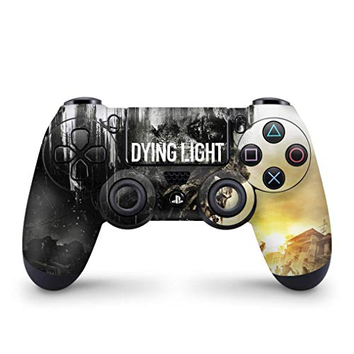 Skin Adesivo para PS4 Controle - Dying Light