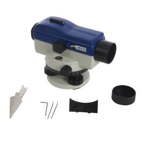 Marca Cleva 20 x aumento [5655] automático nivel óptico (con embalaje) - Min...