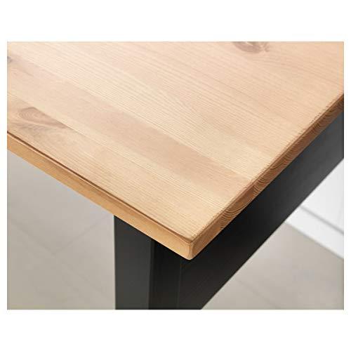 IKEA ARKELSTORP Schreibtisch 140x70x74cm schwarz