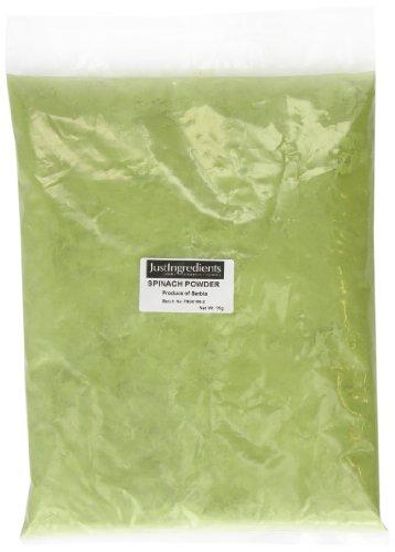 JustIngredients Spinaci in Polvere - 1000 gr