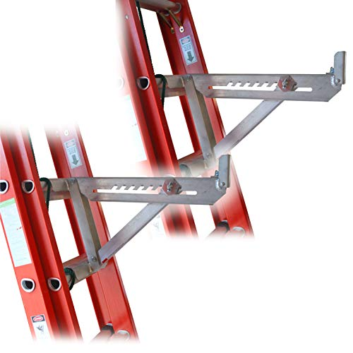 Titan - a Pair (2) Short Body Ladder Jacks