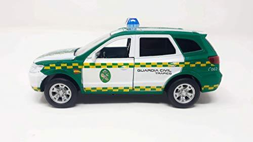 PLAYJOCS Vehículo Guardia Civil Tráfico GT-8015