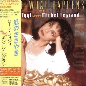 Watch What Happens When Laura Fygi Meets Michel Legrand