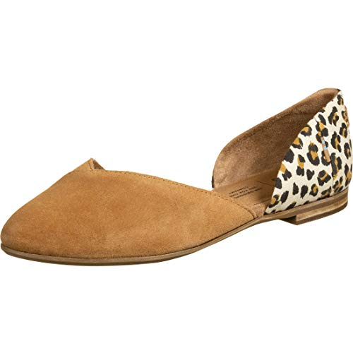 Top 10 best selling list for ladies brown suede flat shoes