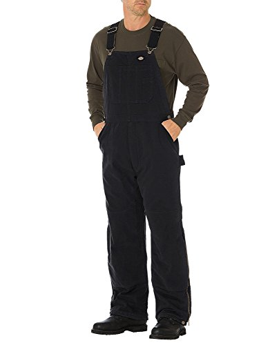 Dickies Sanded Men's Duck Insulated Bib Overall