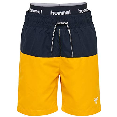 Hummel Hmlgarner Board Shorts - golden rod