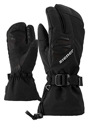 Ziener Erwachsene GOFRIEDER AS(R) AW LOBSTER glove ski alpine Handschuhe, black, 10.5
