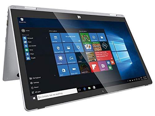 Mediacom Flexbook Notebook PC, Display da 13.3 , N3350, RAM da 4 GB, eMMC da 32 GB [Layout Italiano]