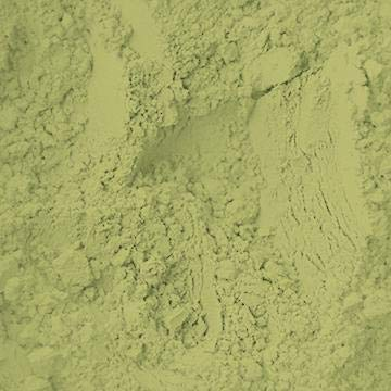 Brentonico Green Natural Mineral Pigment – Pigments for Concrete, Clay, Lime, Masonry and Natural Paint Products (1 Kilo | 2.2 lbs)
